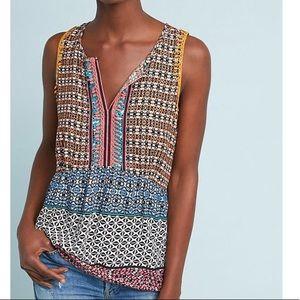 Anthropologie Ranna Gill blouse